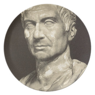Caesar Party Plate