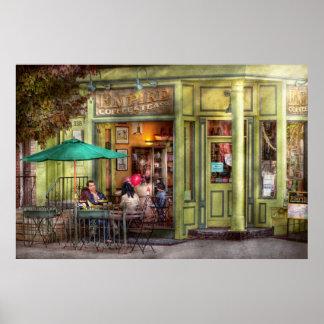 Cafe - Hoboken, NJ - Empire Coffee & Tea Poster