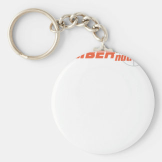 CALIBER NUTRITION final Basic Round Button Key Ring