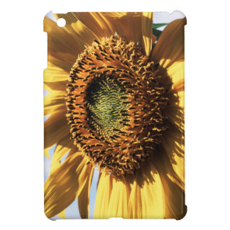 California, A Mammoth Sunflower (Helianthus) 1 iPad Mini Cover