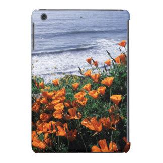 California, Big Sur Coast, California Poppy iPad Mini Retina Covers