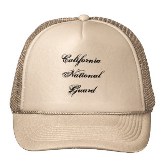 California National Guard Cap