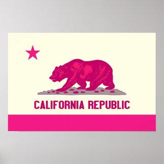 California Republic Poster