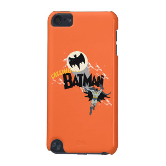 Calling Batman Graphic iPod Touch (5th Generation) Cover