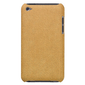 Camel Brown Ultrasuede Look Barely There iPod Covers
