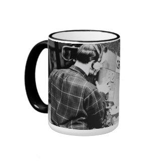 Camera Technician Ringer Mug