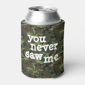 Camo your beer!
