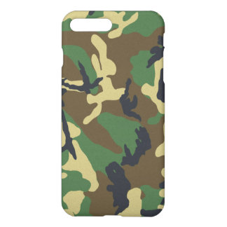 Camouflage Pattern iPhone 7 Plus Case