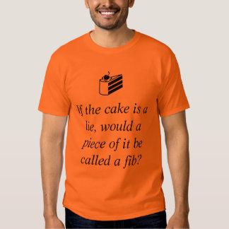 Can I have a fib? Shirt