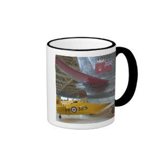Canada, Alberta, Edmonton: Alberta Aviation 2 Ringer Mug