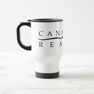 Canada Reads Stainless Steel Travel Mug