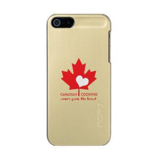 Canadian Foodie Incipio Feather® Shine iPhone 5 Case