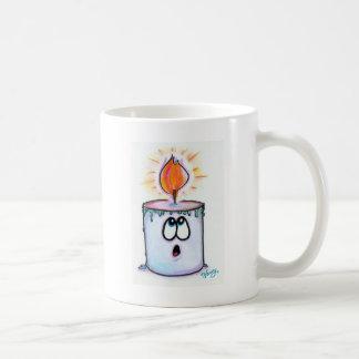 Candle Eyes Coffee Mugs