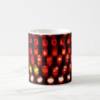 Candles Basic White Mug