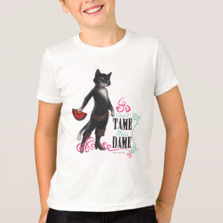 Can't Tame This Dame (color) Tshirt