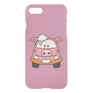 Car wash pig iPhone 7 case