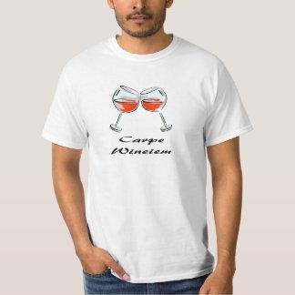 Carpe Wineiem T Shirt