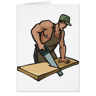 Carpenter Greeting Cards