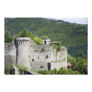 Castelnuovo di Garfagnana, Tuscany, Italy - A Art Photo