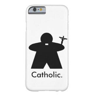 Catholic Priest Meeple iPhone 6 case