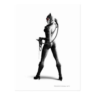 Catwoman Postcard