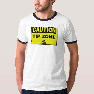 Caution Tip Zone Shirt
