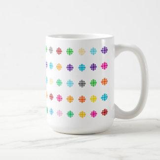 CBC Arts Gems Basic White Mug