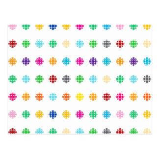 CBC Arts Gems Postcard