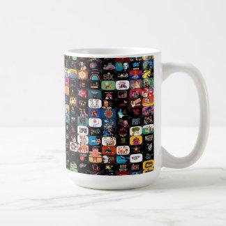 CBC Historic Graphics and Logos Basic White Mug