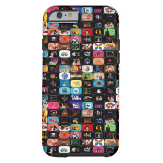 CBC Historic Graphics and Logos Tough iPhone 6 Case