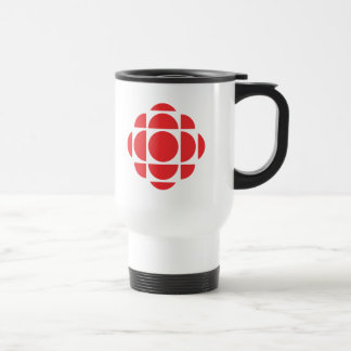 CBC/Radio-Canada Gem Stainless Steel Travel Mug