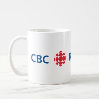 CBC/Radio-Canada logo Basic White Mug