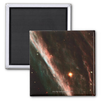 Celestial Objects Square Magnet