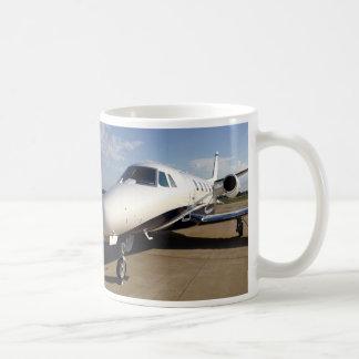 Cessna Citation Excel Basic White Mug