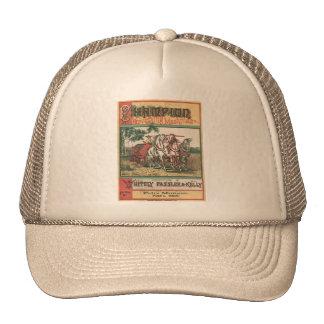 Champion Harvest Machine Cap