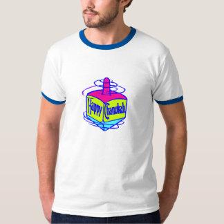 Chanukah Dreidel T Shirts
