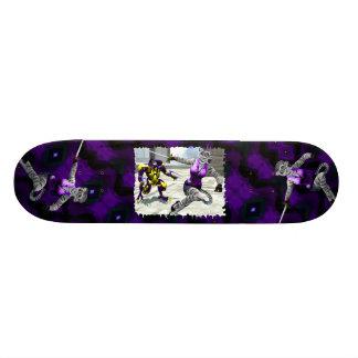 Charging Tigress Skateboard