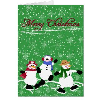 Cheer and Joy! Greeting Card