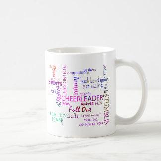 Cheer Spirit Basic White Mug