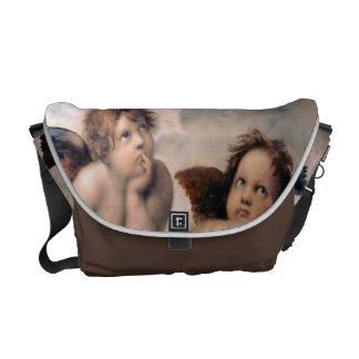 Cherub Angel Messenger Bag