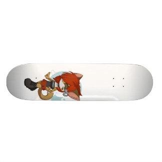 Chibi Max Skateboard Deck