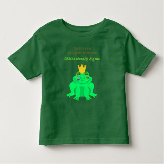 Chicks Dig Froggie T Shirts