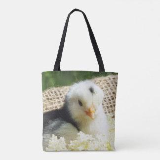 chicks tote bag