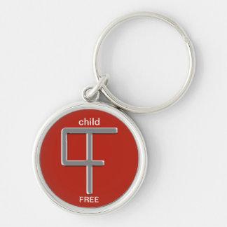Child-Free Keychain