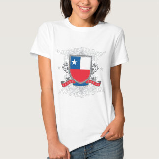 Chile Shield T Shirts