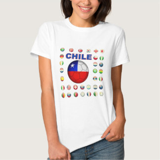 Chile Soccer 4813 Shirt