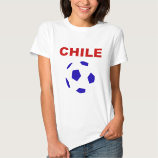 Chile Soccer 5443 Shirt