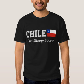 Chile Soccer Shirt