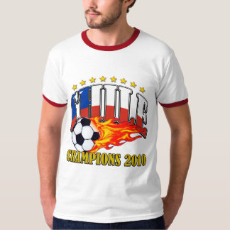 Chile Soccer Tee Shirt
