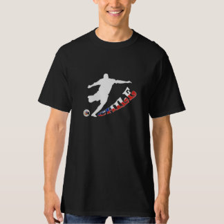 Chile Soccer Tee Shirts